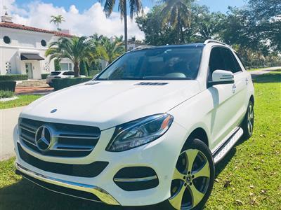 2017 Mercedes-Benz GLE-Class lease in Miami,FL - Swapalease.com