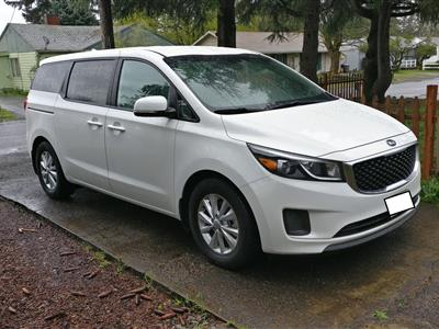 2017 Kia Sedona lease in Portland,OR - Swapalease.com