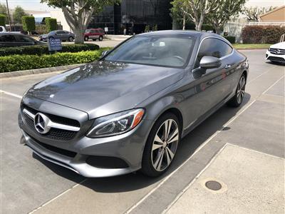 2017 Mercedes-Benz C-Class lease in corona,CA - Swapalease.com