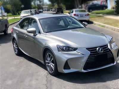 2018 Lexus IS 300 lease in Northridge,CA - Swapalease.com