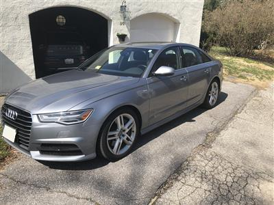 2017 Audi A6 lease in Baltimore,MD - Swapalease.com