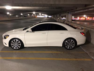 2018 Mercedes-Benz CLA Coupe lease in Southfield,MI - Swapalease.com