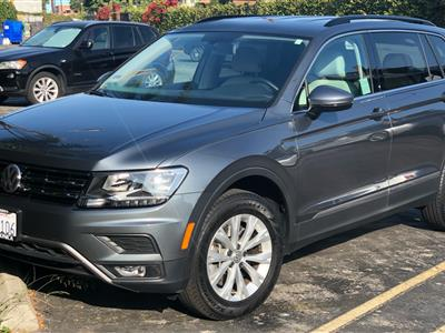 2018 Volkswagen Tiguan lease in Los Angeles,CA - Swapalease.com