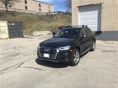 2018 Audi Q5 lease in MARLBOROUGH,MA - Swapalease.com