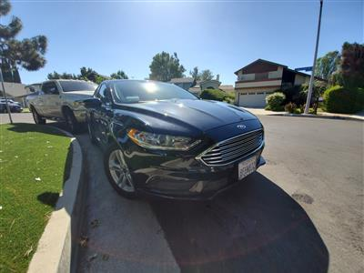 2018 Ford Fusion Hybrid Lease In West Hills Ca Swapalease