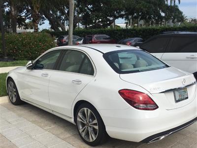 2018 Mercedes-Benz C-Class lease in Palm Beach,FL - Swapalease.com