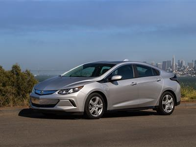 2017 Chevrolet Volt lease in Beverly Hills,CA - Swapalease.com