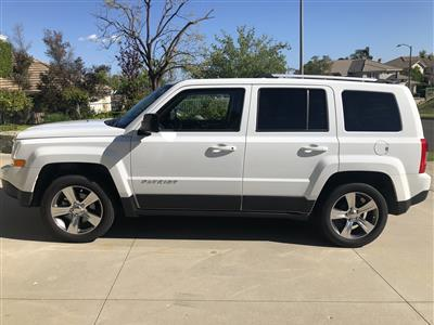 2017 Jeep Patriot lease in West Hills,CA - Swapalease.com