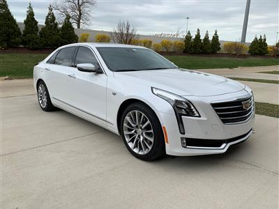 2017 Cadillac CT6 lease in Pepper Pike,OH - Swapalease.com