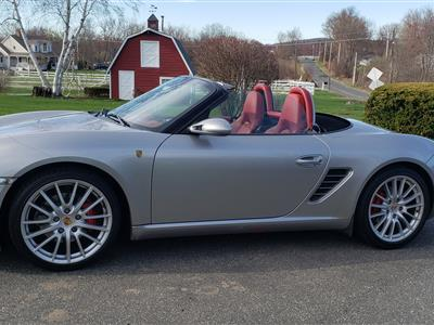 2008 Porsche Boxster lease in West Springfield,MA - Swapalease.com