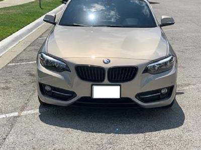 2017 BMW 2 Series lease in Fort Worth,TX - Swapalease.com