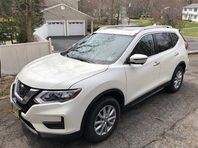 2018 Nissan Rogue lease in River Vale,NJ - Swapalease.com