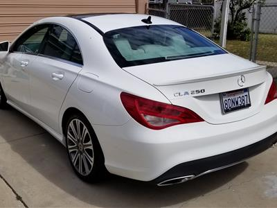 2018 Mercedes-Benz CLA Coupe lease in Santa Fe Springs,CA - Swapalease.com