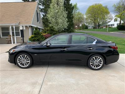 2018 Infiniti Q50 lease in LEVITTOWN,PA - Swapalease.com