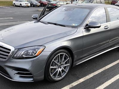 2018 Mercedes-Benz S-Class lease in Morganville,NJ - Swapalease.com