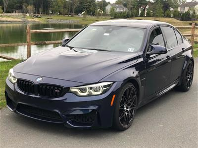 2018 BMW M3 lease in Warminster,PA - Swapalease.com