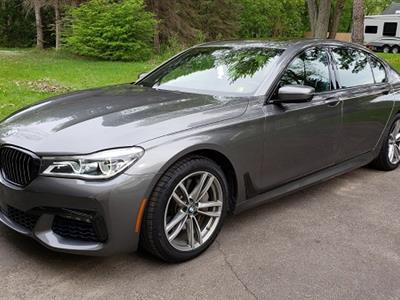 2017 BMW 7 Series lease in Saginaw,MI - Swapalease.com