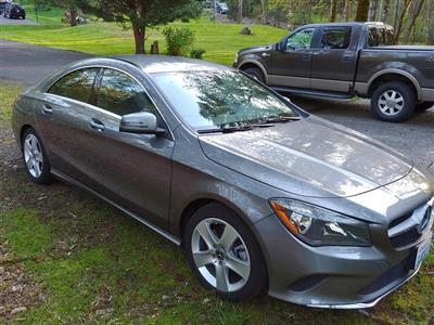2018 Mercedes-Benz CLA Coupe lease in Vancouver,WA - Swapalease.com