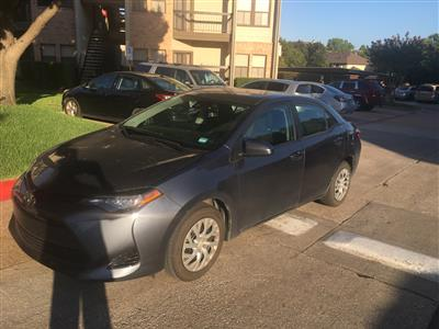 2018 Toyota Corolla lease in Dallas,TX - Swapalease.com