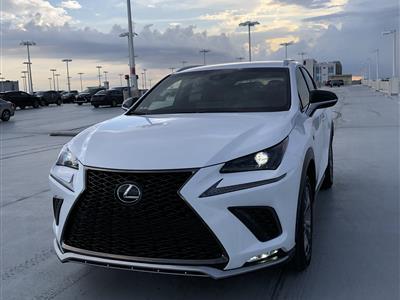 2019 Lexus NX 300 F Sport lease in North Miami Beach,FL - Swapalease.com