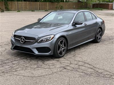 2017 Mercedes-Benz C-Class lease in West Bloomfield,MI - Swapalease.com