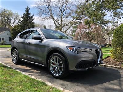 2018 Alfa Romeo Stelvio lease in Port Washington,NY - Swapalease.com