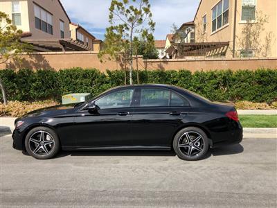 2018 Mercedes-Benz E-Class lease in Irvine,CA - Swapalease.com