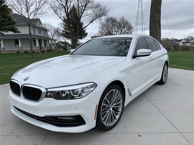 2018 BMW 5 Series lease in Eldridge,IA - Swapalease.com
