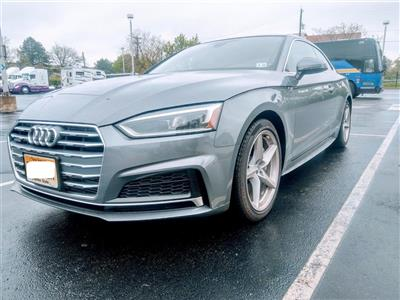 2019 Audi A5 Coupe lease in Newark,NJ - Swapalease.com