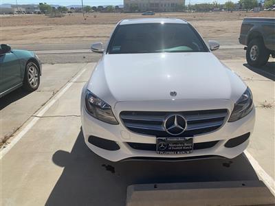 2018 Mercedes-Benz C-Class lease in Mira Loma,CA - Swapalease.com