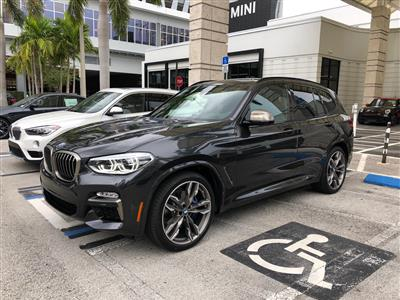 2019 BMW X3 lease in Coral Gables,FL - Swapalease.com