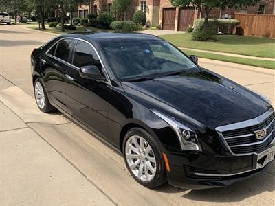 2018 Cadillac ATS lease in Argyle,TX - Swapalease.com