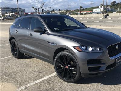 2018 Jaguar F-PACE lease in Los Angeles,CA - Swapalease.com