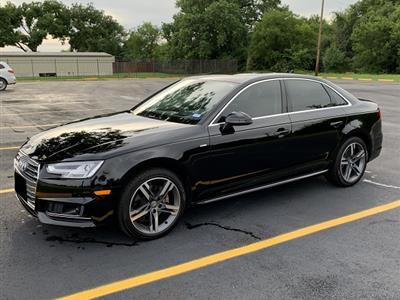 2018 Audi A4 lease in Denton,TX - Swapalease.com