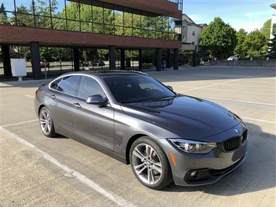 2018 BMW 4 Series lease in Kirkland,WA - Swapalease.com