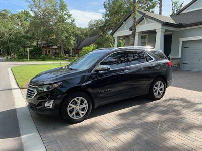 2018 Chevrolet Equinox lease in Sarasota,FL - Swapalease.com