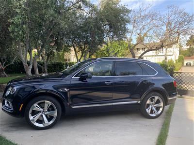2017 Bentley Bentayga lease in Beverly Hills,CA - Swapalease.com