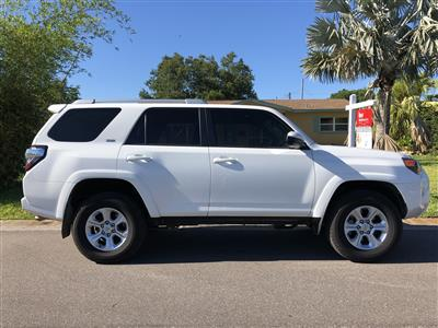 2018 Toyota 4Runner lease in New Bern,NC - Swapalease.com