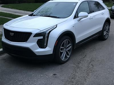 2019 Cadillac XT4 lease in Grosse Pointe ,MI - Swapalease.com