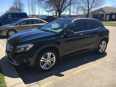 2016 Mercedes-Benz GLA-Class lease in Madison,WI - Swapalease.com
