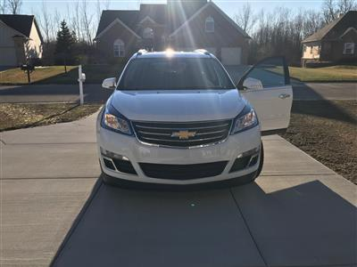2017 Chevrolet Traverse lease in GRAND BLANC,MI - Swapalease.com