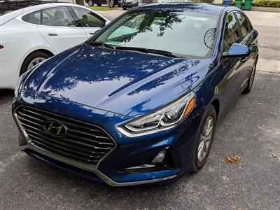 2018 Hyundai Sonata lease in North Miami,FL - Swapalease.com
