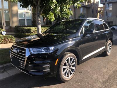 2018 Audi Q7 lease in Playa Vista,CA - Swapalease.com