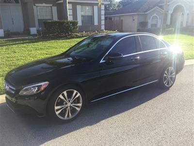 2017 Mercedes-Benz C-Class lease in Davenport,FL - Swapalease.com