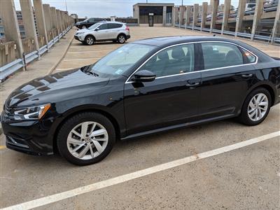 2018 Volkswagen Passat lease in Stamford,CT - Swapalease.com