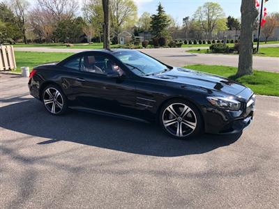 2017 Mercedes-Benz SL Roadster lease in Islip ,NY - Swapalease.com