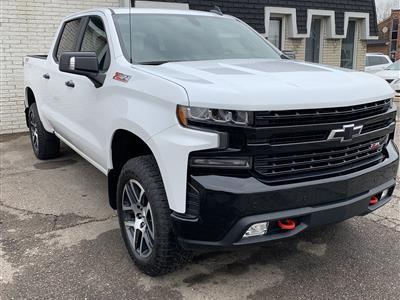 2019 Chevrolet Silverado 1500 lease in Shelby Twp.,MI - Swapalease.com