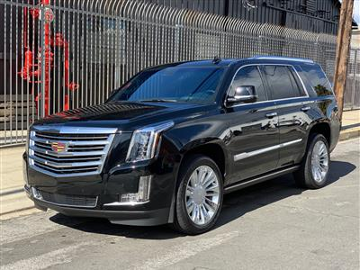2018 Cadillac Escalade lease in West Hollywood,CA - Swapalease.com