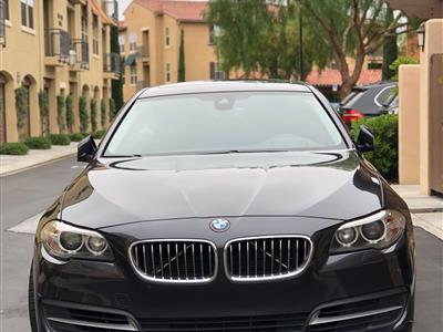 2014 BMW 5 Series lease in Irvine,CA - Swapalease.com