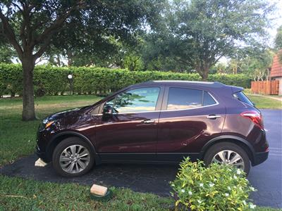 2018 Buick Encore lease in Del Ray Beach,FL - Swapalease.com